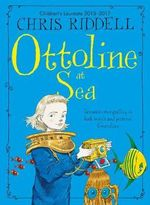 Ottoline at Sea - Chris Riddell