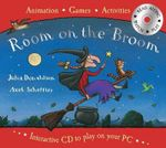 Room on the Broom Book and Interactive CD - Julia Donaldson