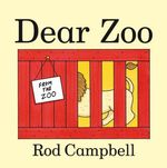 Dear Zoo Big Book : Big Book Edition - Rod Campbell