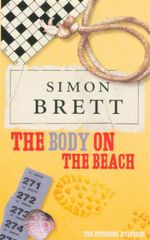 The Body on the Beach - Simon Brett