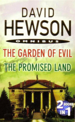Garden Of Evil And The Promised Land : 2 Books In 1 - David Hewson