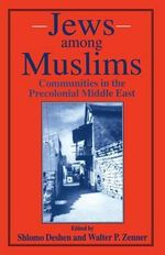 Jews Among Muslims : Communities in the Precolonial Middle East