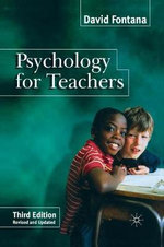 Psychology for Teachers - David Fontana