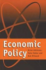 Economic Policy - Brian Atkinson