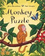 Monkey Puzzle : Signed Copies Available!* - Julia Donaldson