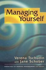 Managing Yourself - Verena Tschudin