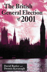 The British General Election of 2001 - David Butler