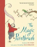 The Magic Paintbrush : Signed Copies Available!* - Julia Donaldson