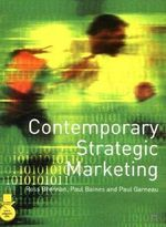 Contemporary Strategic Marketing : Sage Advanced Marketing Ser. - Ross Brennan