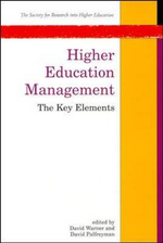 Higher Education Management : The Key Elements - David Warner