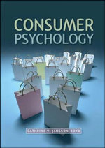 Consumer Psychology - Cathrine V. Jansson-Boyd