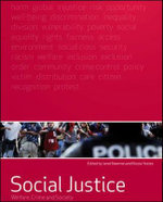 Social Justice : Welfare, Crime and Society - Janet Newman