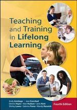 Teaching and Training in Lifelong Learning - Andy Armitage