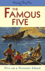 Five on a Treasure Island : The Famous Five : Book 1 - Enid Blyton