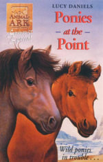 Ponies at the Point : Animal Ark - Lucy Daniels