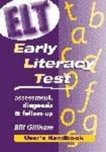 Early Literacy Test: Specimen Set : Assessment, Diagnosis and Follow-Up - Bill Gillham