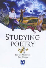 Studying Poetry - Stephen; Jones, Darryl Matterson