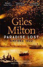Paradise Lost - Giles Milton