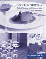 Wine & Food Handbook : Aide Memoire for the Sommelier and the Waiter - John Cousins