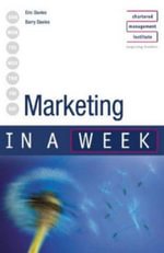 Successful Marketing in a Week : In a Week Ser. - Eric Davies