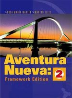  Aventura Nueva 2: Framework Edition, Pupil's Book :  Framework Edition, Pupil's Book - Martyn Ellis