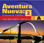 Aventura Nueva 2: Framework Edition, CD Set :  Framework Edition, CD Set - Martyn Ellis