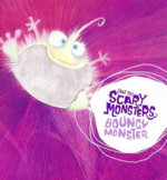 Bouncy Monster : (Not So) Scary Monsters - Mandy Archer