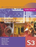 MEI Statistics 3 : v. 3 - Anthony Eccles