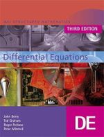 Mei Differential Equations : MEI Structured Mathematics (A+AS Level) - John Berry