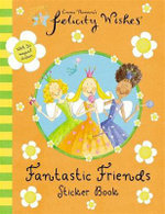 Fantastic Friends Sticker Book - Emma Thomson