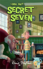 Look Out Secret Seven : The Secret Seven : Book 14 - Enid Blyton