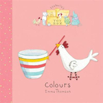 Isabella's Toy Box : Colours : Isabella's Toybox - Emma Thomson