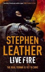 Live Fire : The 6th Spider Shepherd Thriller - Stephen Leather