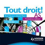 Tout Droit! AS Audio CD Set - Rod Hares