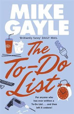 The To-do List - Mike Gayle