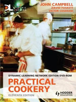 Practical Cookery : Lecturer DVD, Network Version Powered by Network Edition - David Foskett