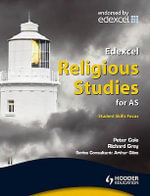 Edexcel Religious Studies for AS - Richard Gray