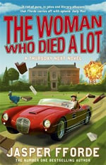 The Woman Who Died a Lot - Jasper Fforde