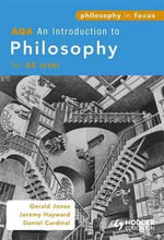 AQA an Introduction to Philosophy for AS Level : Theory and Design - Jeremy Hayward