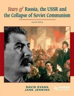 Years of Russia, the USSR and the Collapse of Soviet Communism - Jane Jenkins