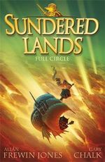 Full Circle : Sundered Lands - Allan Frewin Jones