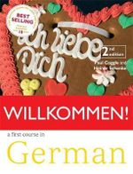 Willkommen: Student Book : A German Course for Adult Beginners - Paul Coggle