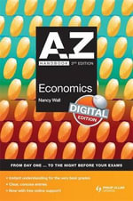 A-Z Economics Handbook : Digital Edition 3rd Edition - Nancy Wall