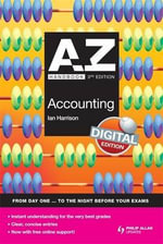 A-Z Accounting Handbook : Digital Edition - Ian Harrison