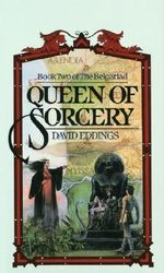 Queen of Sorcery : Book One of the Dreamers - David Eddings