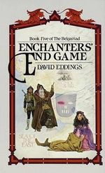 Enchanters' End Game : Belgariad (Paperback) - David Eddings