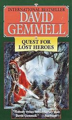 Quest for Lost Heroes : Drenai Series - David Gemmell
