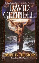 The Sword in the Storm - David Gemmell