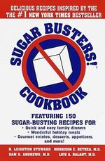 Suger Busters Quick and Easy Cookbook : Quick & Easy Cookbook - Sam S. Andrews