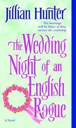The Wedding Night of an English Rogue - Jillian Hunter